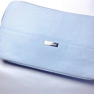 Philosophy Makeup - NWT, baby blue Philosophy brand makeup bag